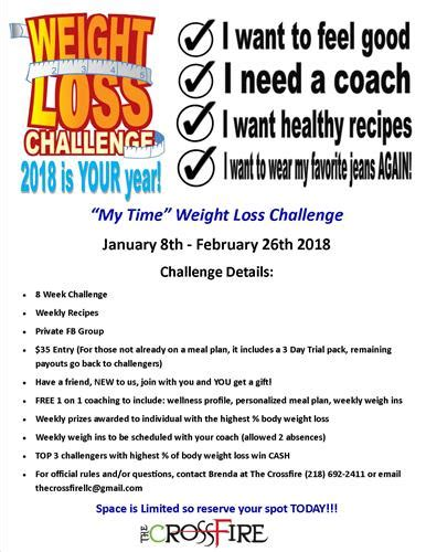 y weight loss challenge quot for you quot weight loss challenge brainerd mn lakes