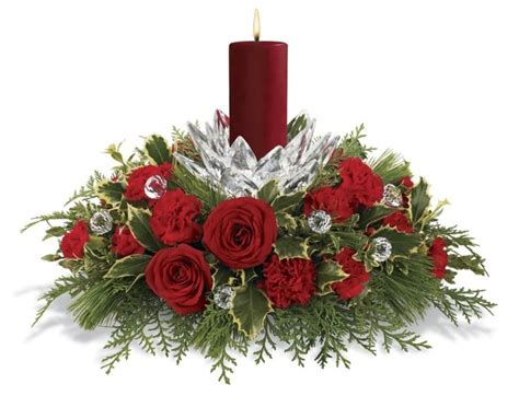 17 best images about christmas florals centerpieces on