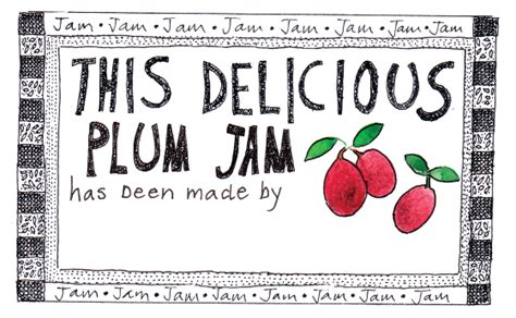 printable jam labels uk fiona willis artwork