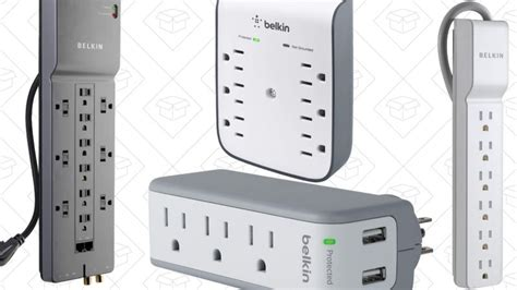 surge protector lights meaning today s best deals anker powerhouse surge protectors