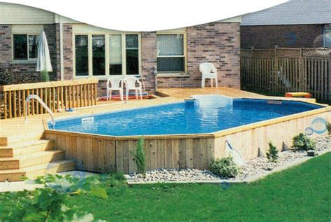 swimming pool decks above ground pool deck pictures