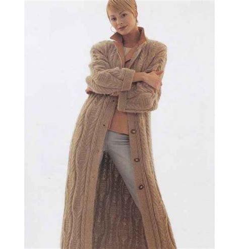 coat knitting pattern sweater coat s tunic sweater coat