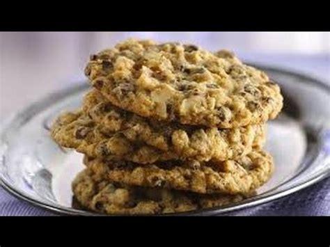 membuat kue oatmeal aneka resep masakan kue cara membuat kue oatmeal chocochip