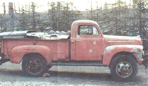 1949 f5 marmon herrington on ebay ford truck enthusiasts