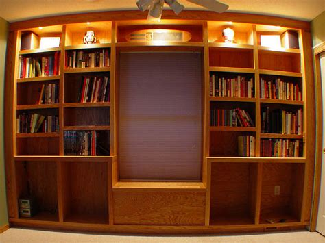bookcases with lights minimalist yvotube