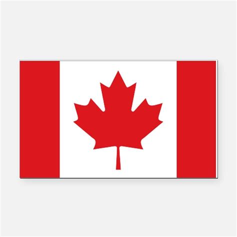 magnetic canada canadian flag car magnets personalized canadian flag