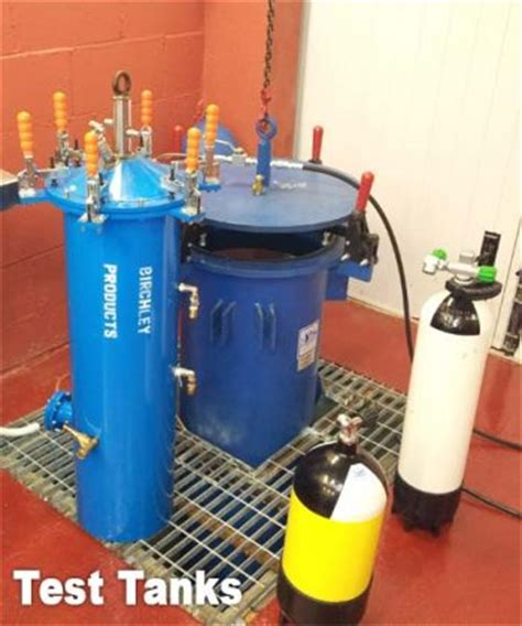 hydrostatic cylinder inspection testing  complete