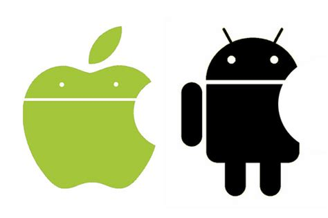apple and android android dominates market but apple makes all the money