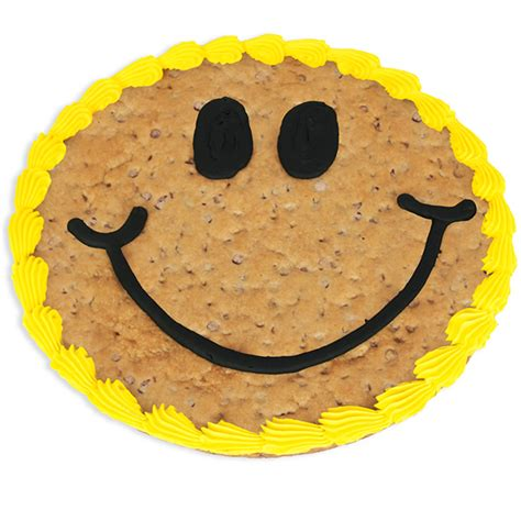 Smile Cookies smile cookie cake by gourmetgiftbaskets