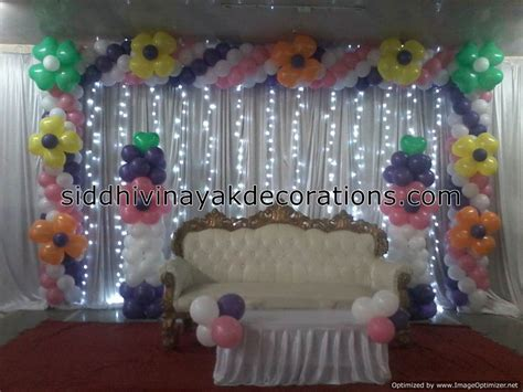 birthday decorations at home photos home design archaicfair birthday stage design with