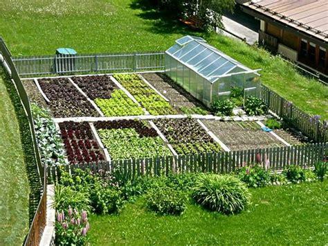 creare un orto in giardino come creare un orto idee green