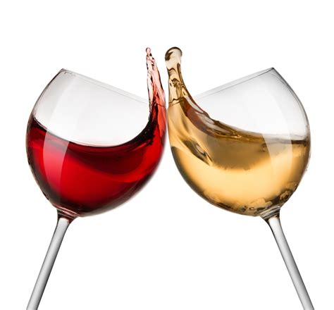 glass of wine the difference between red wine and white wine the