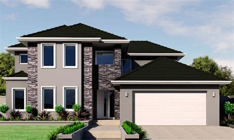 2 storey design highland rosmond custom homes