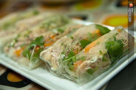 cara membuat salad sayur cara membuat popia vietnam