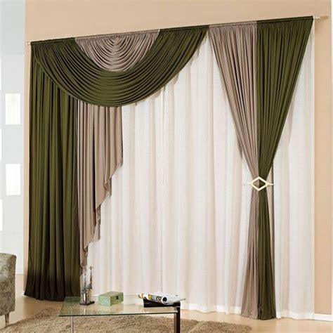 Modern Pattern Curtains Ideas 33 Modern Curtain Designs Trends In Window Coverings