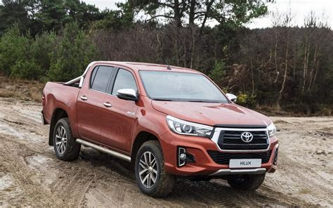Toyota Hilux 2020 by 2020 Toyota Hilux Look Thecarsspy