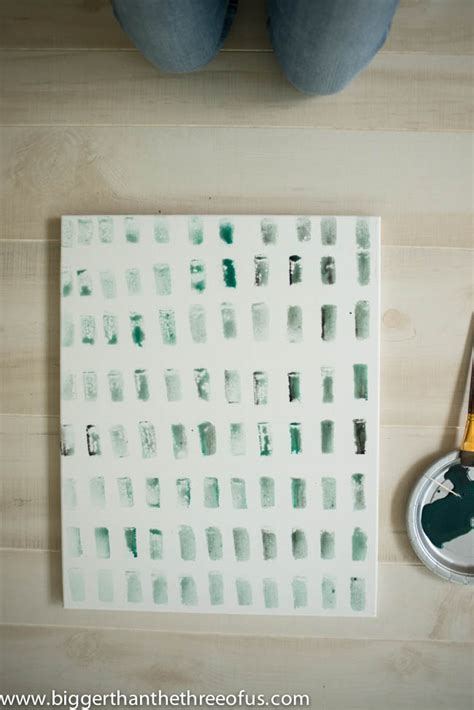 diy home painting ideen 15 diy canvas wall pieces to cheer up your space