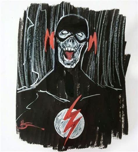 Flash Icy Black Original awesome picks batgirl batman and more comic vine