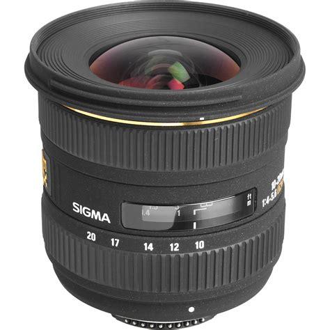 Sigma 10 20mm Nikon sigma 202306 replacement for sigma 201306 b h photo