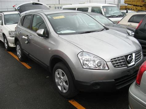 2007 Nissan Dualis For Sale