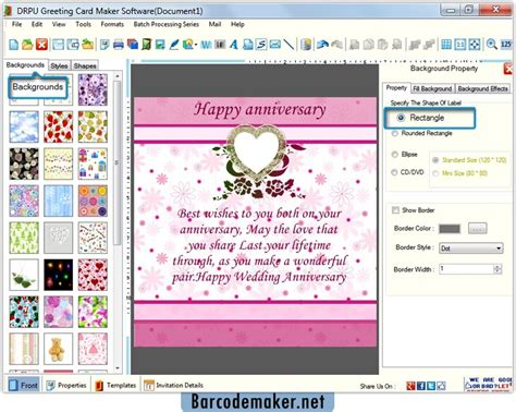 printable greeting card software greeting card maker software design print new year