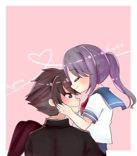 yandere budo simulator x 56 best ayano x budo love images on pinterest sims