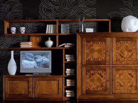 venier mobili parete attrezzata componibile in legno ca venier parete