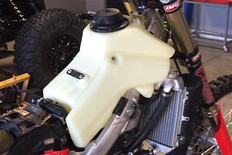 ims products honda crfrx fuel tank review