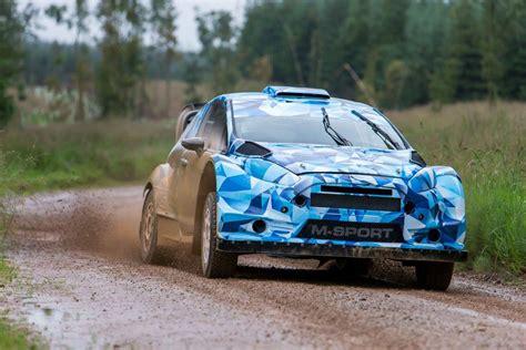Calendrier Wrc 2018 Ford Wrc 2017 Rallygo