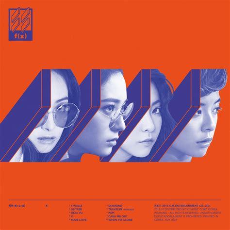 download mp3 f x full album download album f x 4 walls the 4th album mp3