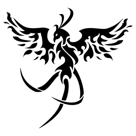 tribal phoenix tattoo images tattoos designs ideas and meaning tattoos for you