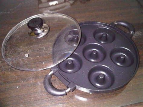 Jual Cetakan Donat Goreng by Jual Teflon Donut Maker 6 Holes Wajan Cetakan Kue Donat