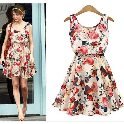 aliexpress buy dress print casual vintage