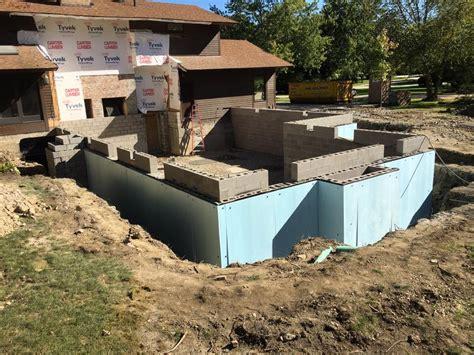 basement waterproofing companies concrete basement waterproofing contractors oh difranco