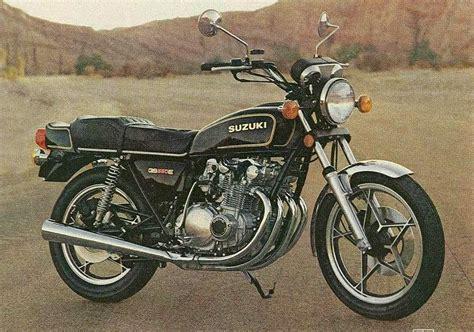 1978 Suzuki Gs550 Suzuki Gs 550e Specs 1978 1979 1980 1981 Autoevolution