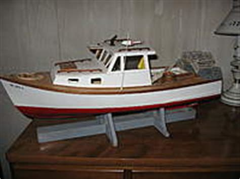 midwest lobster boat kit midwest boothbay lobsterboat lobster boat booth bay rc