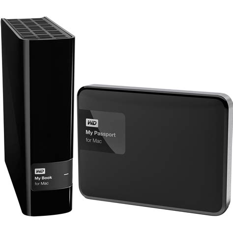 Harddisk External Wd My Passport 2tb wd 4tb my book 2tb my passport external drive kit b h