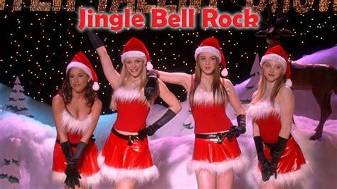jingle bell rock  girls bobby helms lyrics youtube