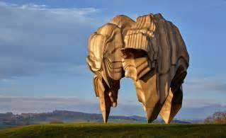 Concrete House Plans Yorkshire Sculpture Park Presents A Thorough Tony Cragg