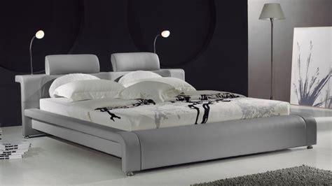 lit adulte 200x200 lit design contemporain bianco un lit moderne en cuir au