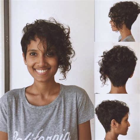 hairstyles for indian curly frizzy hair 37 best short hairstyles for indian women ideas you will