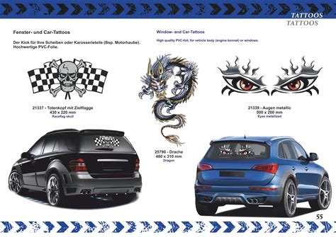 Car Tattoo Aufkleber by Fenster Und Car Tattoo Drache Sticker Tattoo Auto