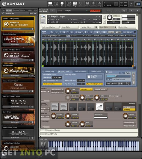 download kontakt 5 full version native instruments native instruments kontakt free download