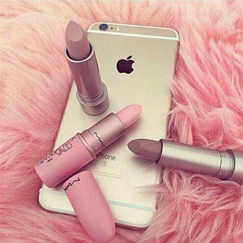 iphone wallpaper makeup beauty iphone lipgloss lips lipstick image 3825566