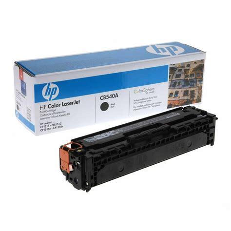 Tinta Printer Hp Cp1215 Hp Cb540a Negro Cp1215 Cp1515 Cp1518 Toners