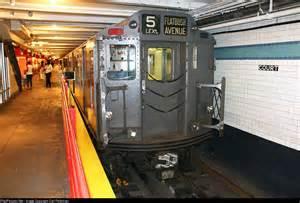 new york city subway car locomotive details