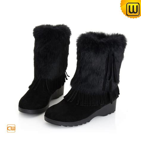 black winter boots black winter snow boots cw332104