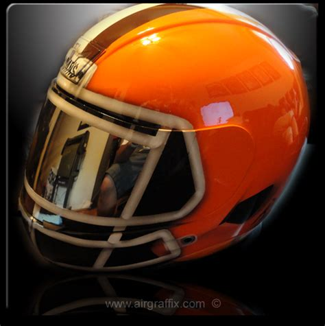 Motorradhelm Forstinger by Nfl Themed Motorcycle Helmets The Of Football