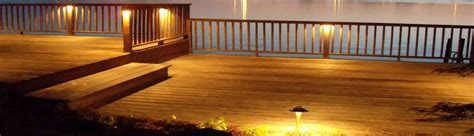 deck lighting advanced building materials advanced
