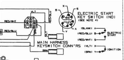 Generic Gx160 Switch Saklar Engine key switch wiring diagram wiring diagrams